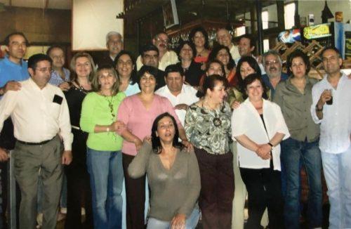 Donatarios y donatarias de la Beca Janson (foto de archivo)